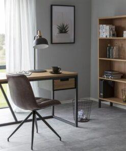 Dkton 23252 Elegantná stolička Aldous