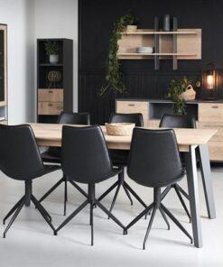 Furnistore Jedálenský stôl rozkladací Aakil 180 - 280cm