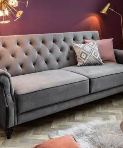 LuxD Dizajnová rozkladacia sedačka Scarlet Belle II