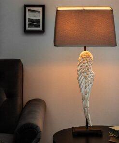 LuxD 21147 Dizajnová stolová lampa Cullen