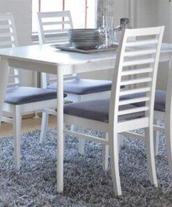 Catalent Jedálenský stôl Glorie rozkladací 120-150cm