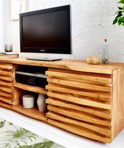 LuxD Dizajnový TV stolík Lorenzo