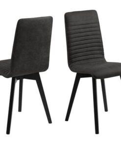 Dkton 23231 Dizajnová jedálenská stolička Alano