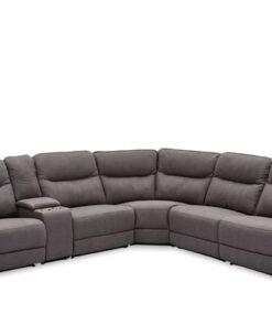 Furnistore Dizajnová rohová sedačka Adriel