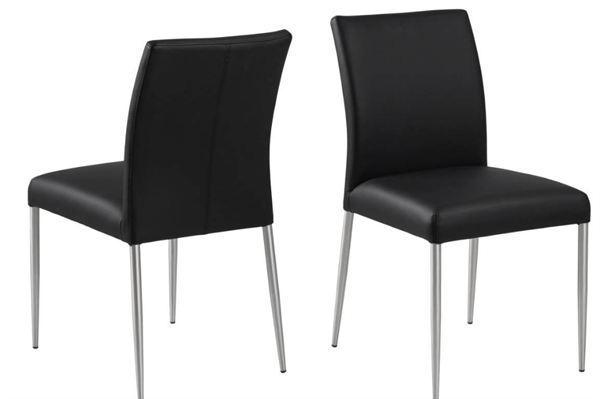Dkton 23632 Dizajnová jedálenska stolička Neriah