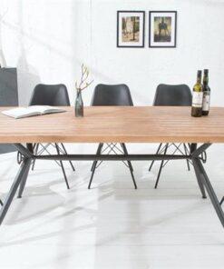 LuxD Dizajnový jedálenský stôl Palace 180cm
