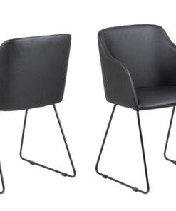 Dkton 23278 Dizajnová stolička Aleem