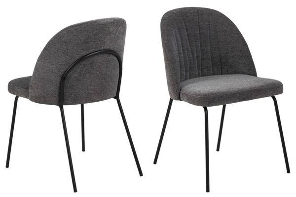 Dkton 23633 Dizajnová jedálenská stolička Namora