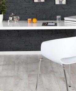 LuxD Písací stôl Office IV biely