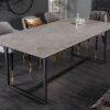 LuxD Keramický jedálenský stôl Kody 200 cm betónový vzor
