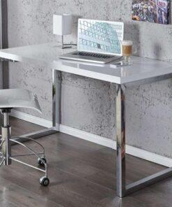 LuxD Písací stôl Office II biely