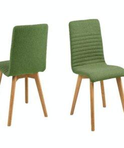 Dkton 23229 Dizajnová jedálenská stolička Alano
