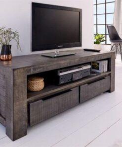 LuxD Dizajnový TV stolík Thunder 130 cm