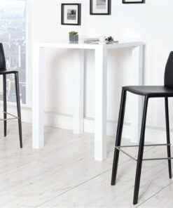 LuxD Barová stolička Neapol Black