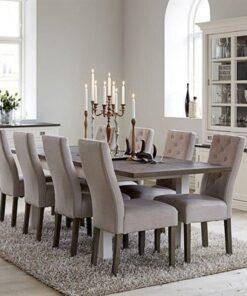 Catalent Jedálenský stôl Amsterdam rozkladací 160 - 250 cm
