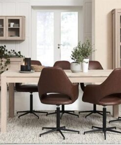 Furnistore Moderný jedálenský stôl rozkladací Aang