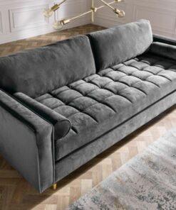 LuxD Dizajnová sedačka Adan