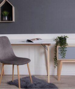 Norddan 21207 Dizajnová jedálenská stolička Myla