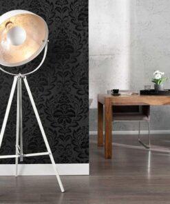 LuxD 17104 Stojanová lampa STAGE biela Stojanové svietidlo
