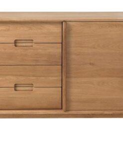 Furniria Dizajnová komoda Rory 108 cm