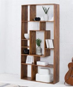 LuxD Luxusný regál Timber II 180 cm