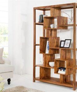 LuxD Luxusný regál Timber 180 cm