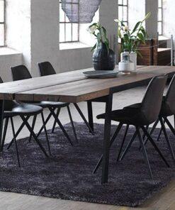 Catalent Luxusný jedálenský stôl Astor 290 - 410 cm masív