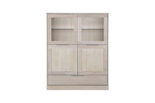 Catalent Dizajnová komoda Franco / 4 dverová