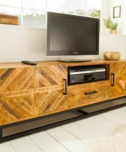 LuxD Dizajnový TV stolík Allen 160 cm