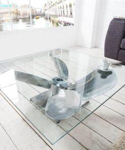 LuxD Konferenčný stolík Propeller