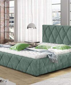 Confy Dizajnová posteľ Kale 160 x 200 - 8 farebných prevedení