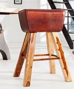 LuxD Dizajnová Barová stolička Horse