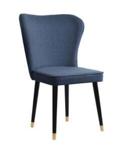 Luxxer 20827 Dizajnová jedálenská stolička Kaelyn -