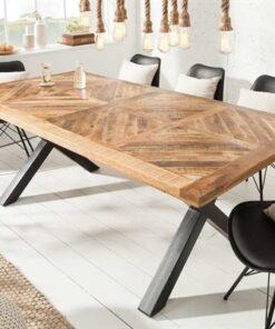 LuxD Dizajnový jedálenský stôl Allen Home 160 cm