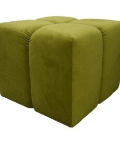 Luxxer Dizajnová taburetka Brittany 90x90 -