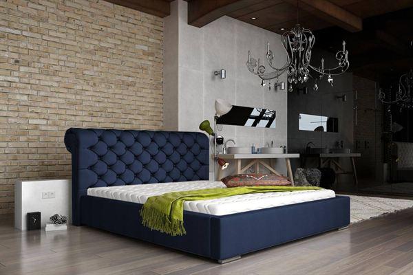 Confy Dizajnová posteľ Myah 180 x 200 - 8 farebných prevedení