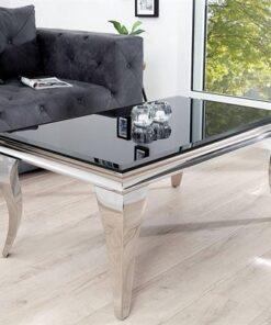 LuxD Dizajnový konferenčný stolík Rococo