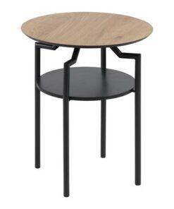 Dkton Dizajnový odkladací stolík Aitor