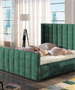 Confy Dizajnová posteľ Nathanael 160 x 200 - 6 farebných prevedení