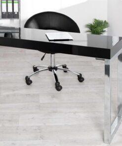 LuxD Písací stôl Office čierny