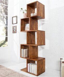 LuxD Luxusný regál Timber 150cm