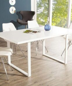 LuxD Jedálenský stôl Cruz 160 cm