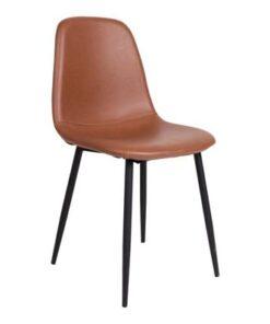 Norddan 21210 Dizajnová jedálenská stolička Myla