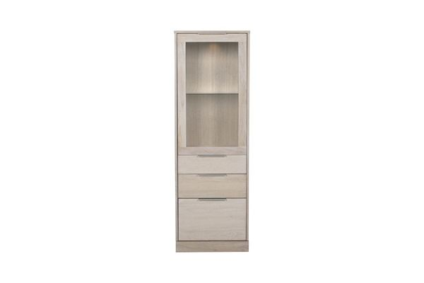Catalent Dizajnová komoda Franco / 1 dverová
