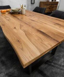 LuxD Dizajnový jedálenský stôl Fringe