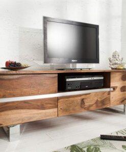 LuxD Luxusný TV stolík Massive S 160 cm sheesham
