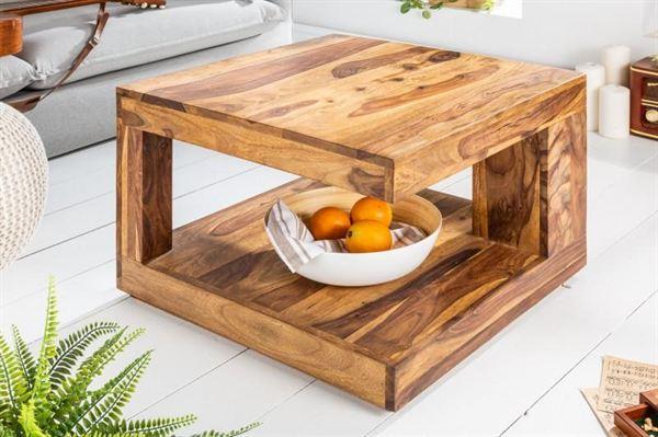 LuxD Konferenčný stolík Jumbo 60 Honey