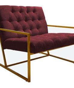 Luxxer Dizajnová lavica Aniya Chesterfield -
