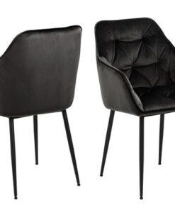 Dkton 23323 Dizajnová stolička Alarik