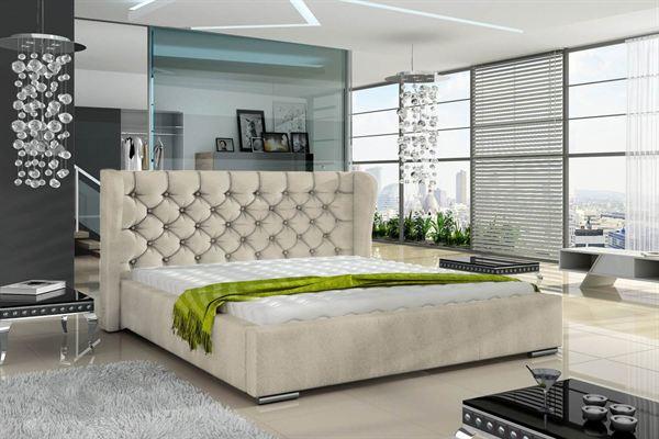 Confy Dizajnová posteľ Elsa 160 x 200 - 9 farebných prevedení